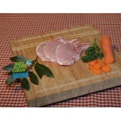 Côtes de porc filet