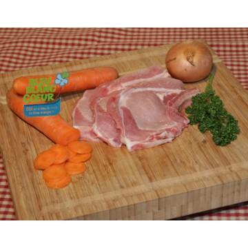 Côtes de porc première